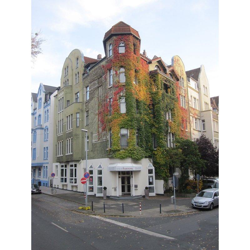 Hotel Martens Fasad