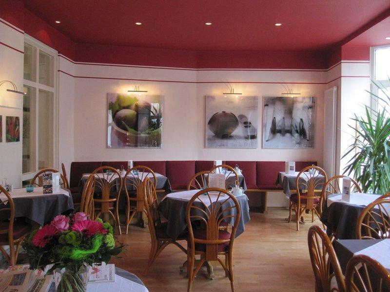 Hotel Martens Gastronomia