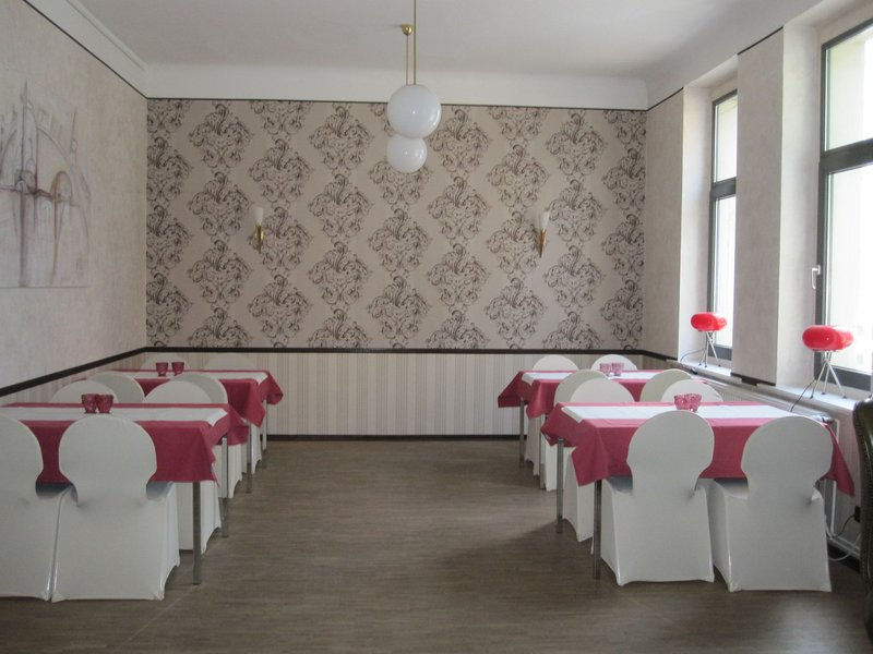Hotel Martens Sala de conferências