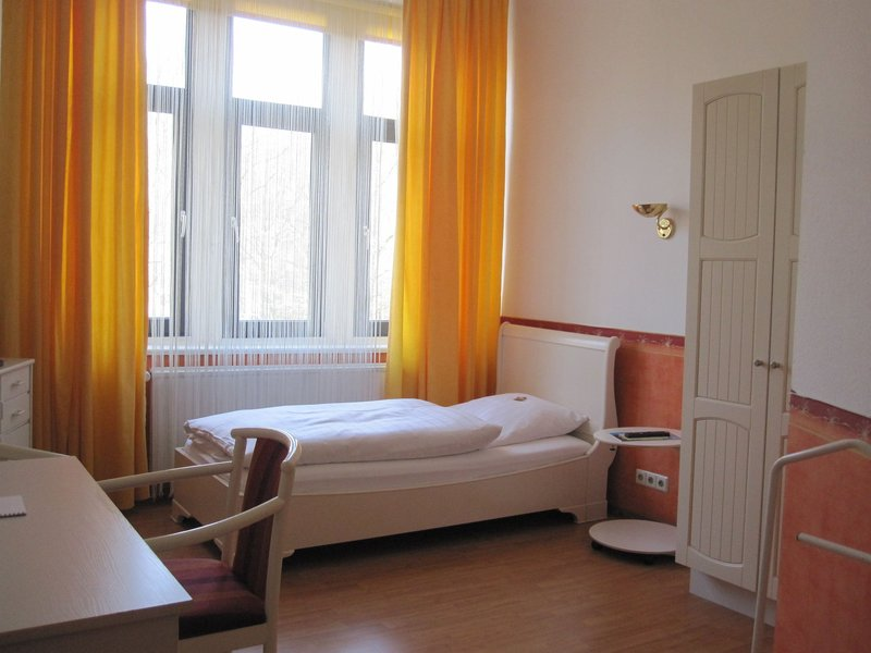 Hotel Martens Vista do quarto