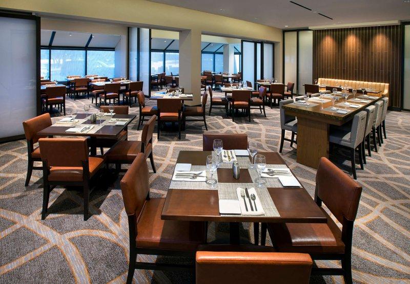 Newark Liberty International Airport Marriott Gastronomie