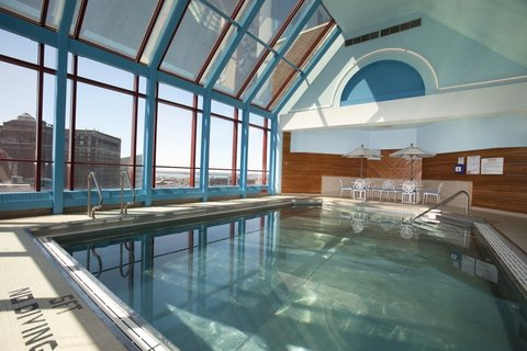 Hyatt Regency Buffalo - 11th Floor Pool