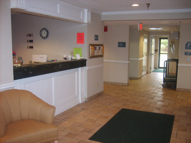 La Quinta Inn & Suites Little Rock N - McCain Mall Lobby