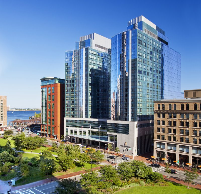InterContinental Boston 外景