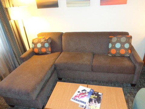 Staybridge Suites CO SPRINGS-AIR FORCE ACADEMY - Sleeper Sofa