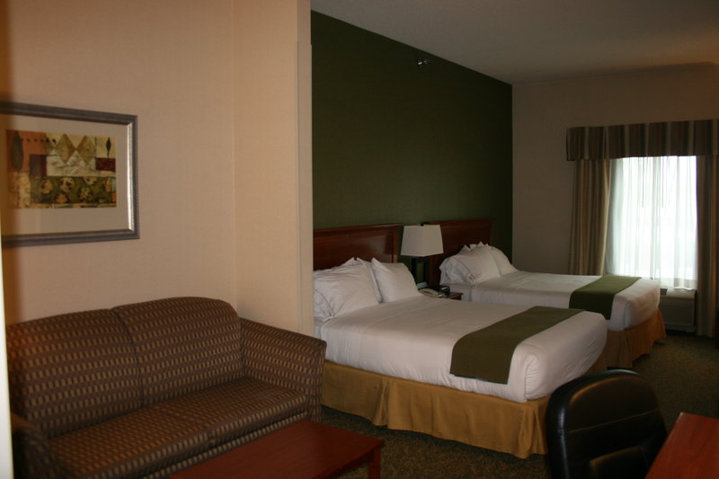 Holiday Inn Express Hotel & Suites Hagerstown スイート
