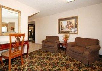 New Victorian Inn and Suites Kearney NE - Lobby
