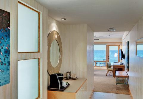 Pier South Resort, Autograph Collection - Suite Amenities