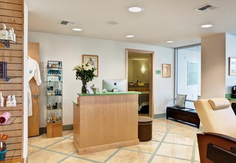 Pier South Resort, Autograph Collection - Dames Day Spa - Reception Desk