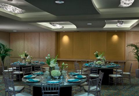 Pier South Resort, Autograph Collection - Boca Rio Ballroom   Banquet Setup