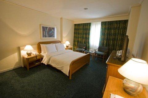Amman International Hotel - Guest room