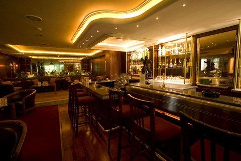 Amman International Hotel - Bar Lounge