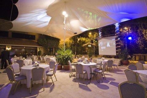Amman International Hotel - Restaurant