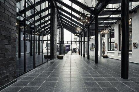 BEST WESTERN PREMIER Art Hotel Eindhoven - Exposition