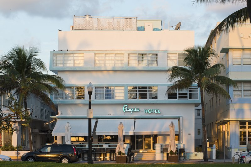 Penguin Hotel Miami Beach Hotels - Miami Beach, FL