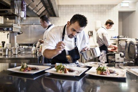 BEST WESTERN PREMIER Art Hotel Eindhoven - Open Kitchen