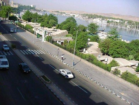 Pyramisa Isis Island Aswan Resort - Exterior