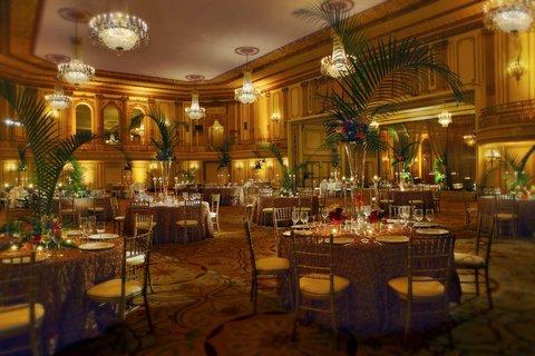 ذا بالمر هاوس هيلتون - Grand Ballroom Dinner
