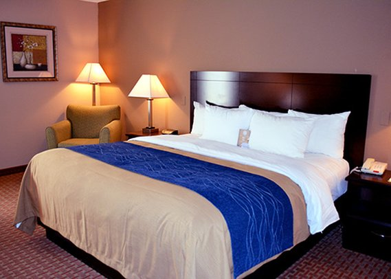 Comfort Inn-I-70 Near Ks Spdwy - Kansas City, KS