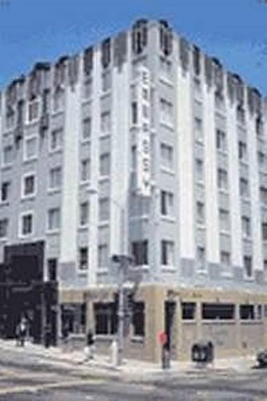 The Embassy Hotel - San Francisco, CA