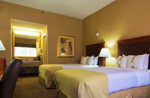 Holiday Inn EL PASO-SUNLAND PK DR & I-10 W - Guest Room
