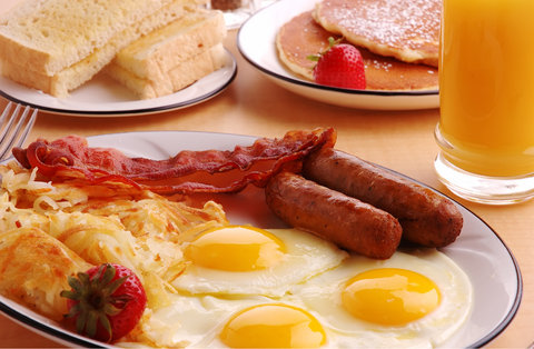 Holiday Inn EL PASO-SUNLAND PK DR & I-10 W - Start your day with a great breakfast