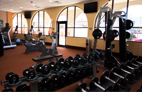 Holiday Inn EL PASO-SUNLAND PK DR & I-10 W - Health Club - keep in shape while you are away