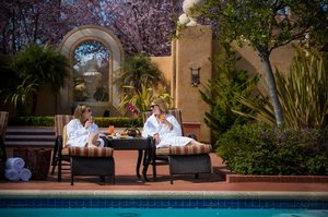 Pool - Casa Palmero Hotel at Pebble Beach