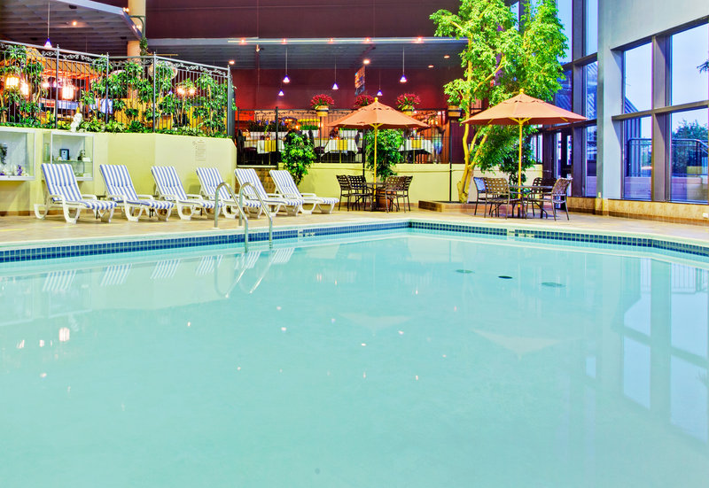 Holiday Inn Toronto-Yorkdale Widok basenu