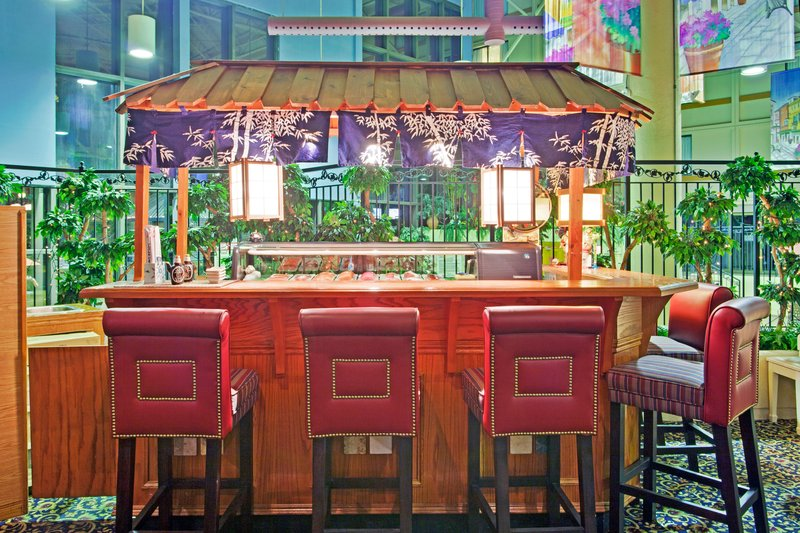 Holiday Inn Toronto-Yorkdale Gastronomia