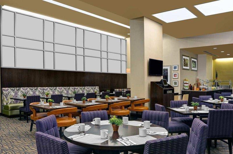 Hilton Garden Inn New York/West 35th Street Restaurang