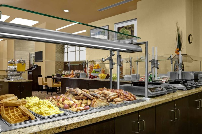 Hilton Garden Inn New York/West 35th Street Gastronomie