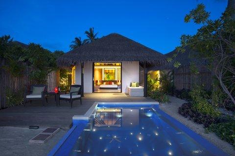 Velassaru Maldives - Beach Villa with Pool