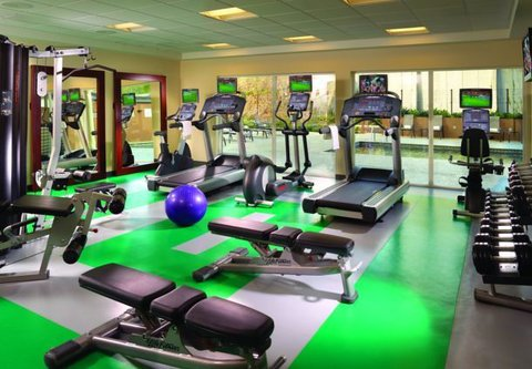 Courtyard by Marriott San Jose Airport Alajuela - Fitness Center