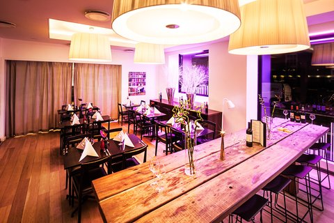فندق فيرست توينتي سفن - Restaurant