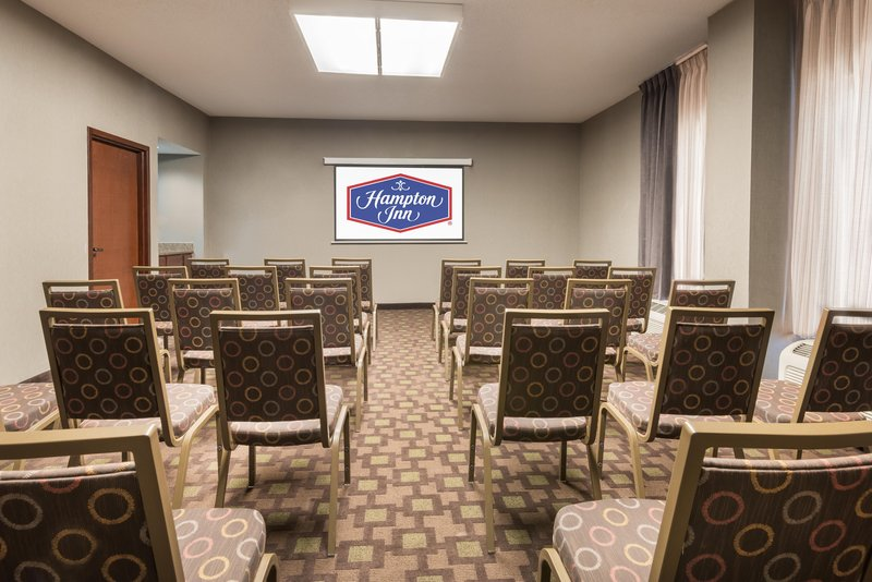 Hampton inn charlotte university place in charlotte nc for North american motor inn banquet hall