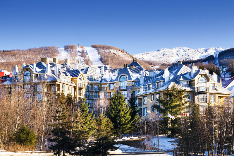 Le Westin Resort & Spa, Tremblant, Quebec Außenansicht
