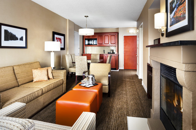 Le Westin Resort & Spa, Tremblant, Quebec Suite