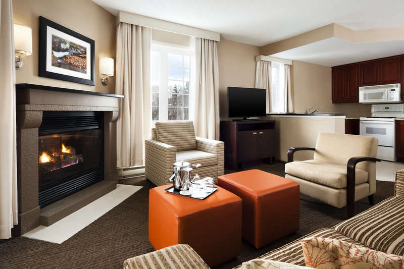 Le Westin Resort & Spa, Tremblant, Quebec Suite