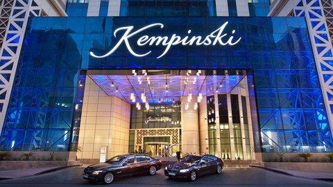 Kempinski Residences and Suites Doha - Entrance