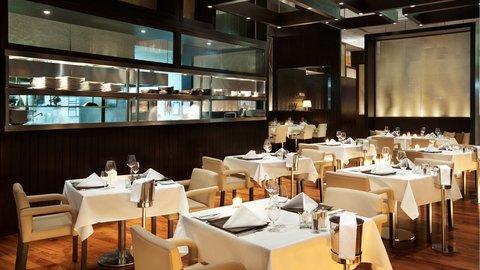 Kempinski Residences and Suites Doha - Aroma restaurant