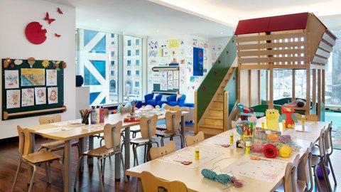 Kempinski Residences and Suites Doha - Kempinski Playroom