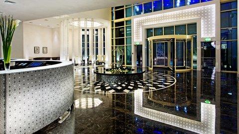 Kempinski Residences and Suites Doha - Lobby