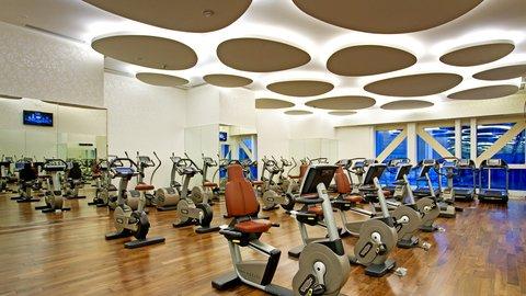 Kempinski Residences and Suites Doha - Fitness facilities