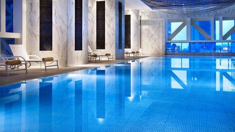 Kempinski Residences and Suites Doha - Indoor pool
