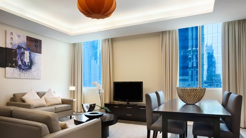 Kempinski Residences and Suites Doha - Deluxe One Bedroom Suite
