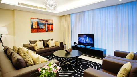 Kempinski Residences and Suites Doha - Deluxe Three Bedroom Suite
