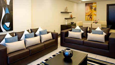 Kempinski Residences and Suites Doha - Superior Two Bedroom Suite