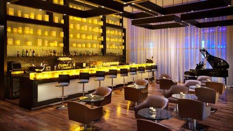 Kempinski Residences and Suites Doha - The Lounge bar