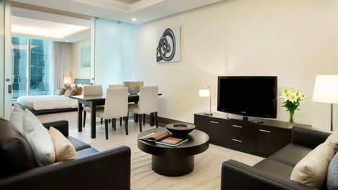 Kempinski Residences and Suites Doha - Superior One Bedroom Suite
